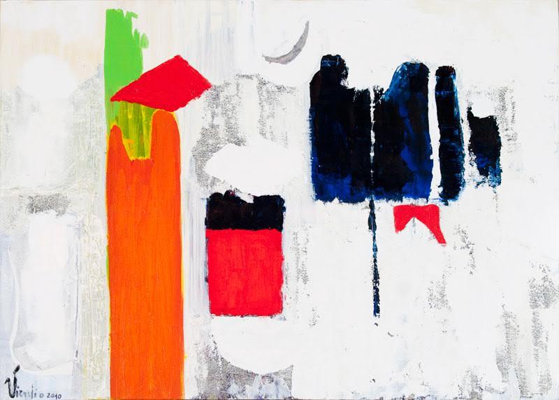 Immagine - Olio su tela 70cm x 60cm 2010