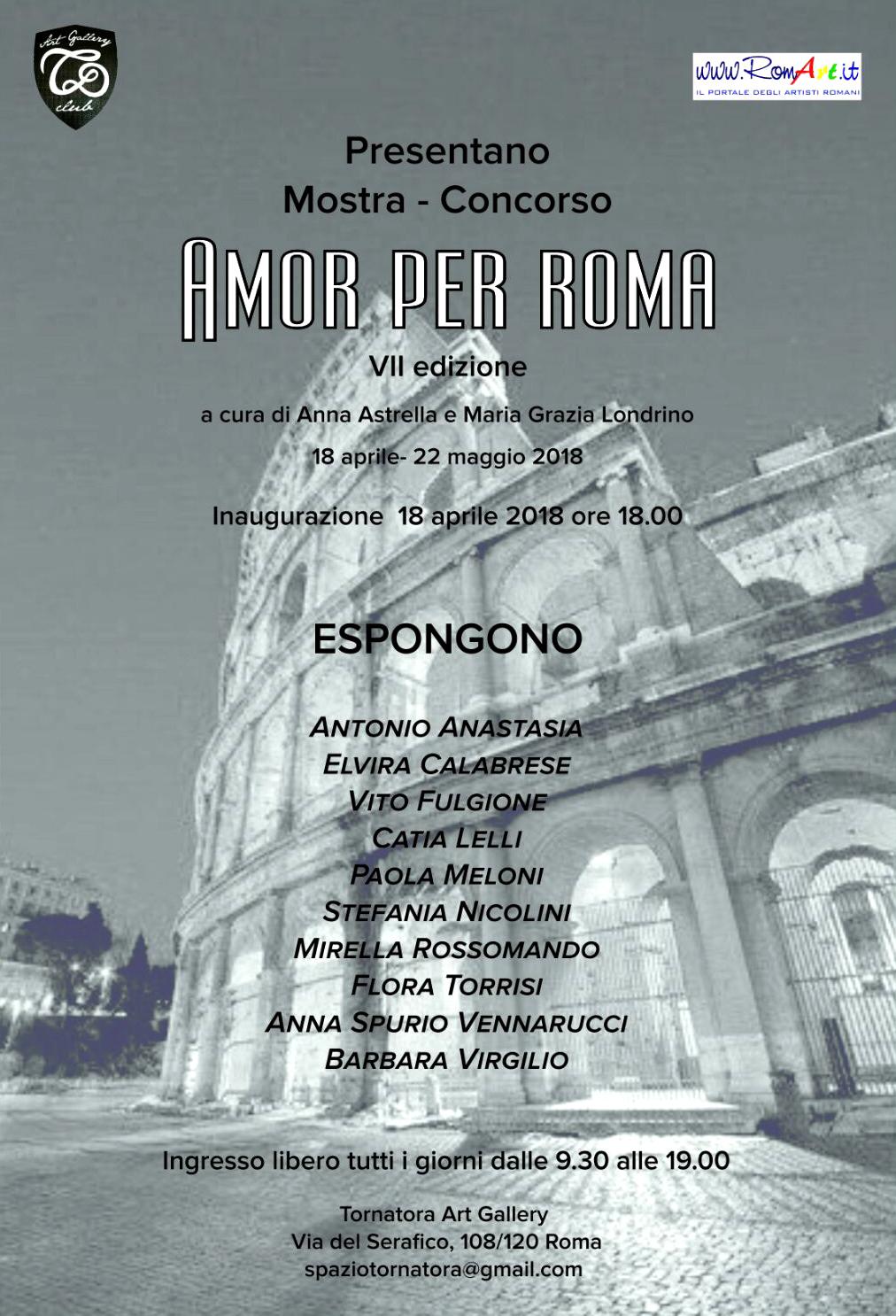 Amor per Roma - Barbara Virgilio