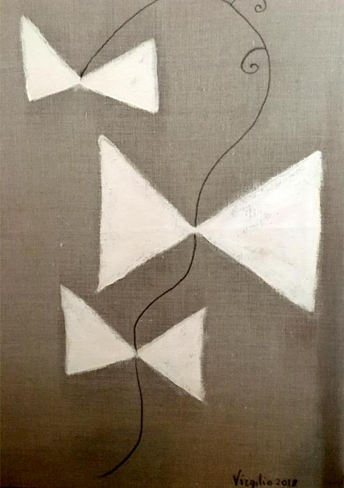 Ioni - Olio su tela 35x50