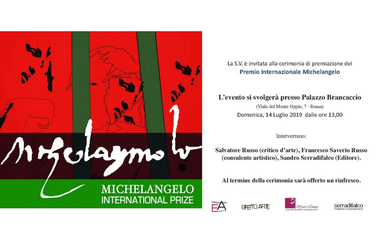 Premio Internazionale Michelangelo